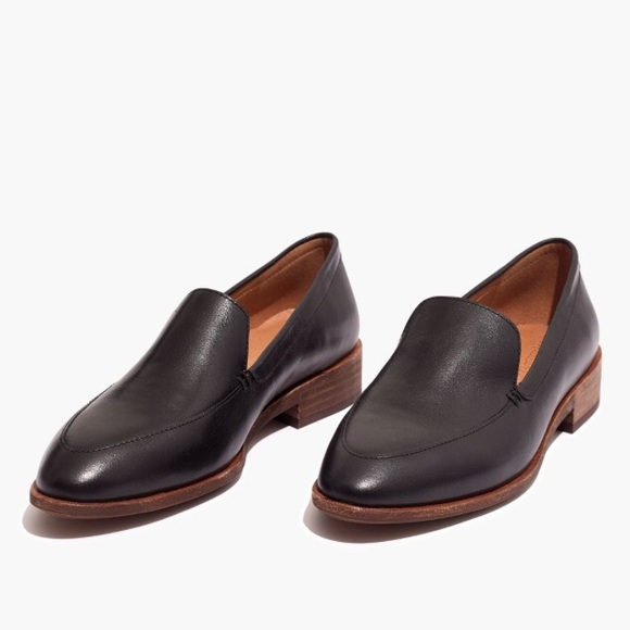 3cb797a09c8 Madewell Shoes - Madewell Frances Loafer Black size 9